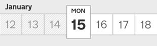 date-slider-design