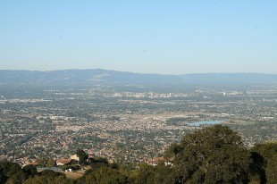 Silicon Valley (Photo by Michael from San Jose, from Wikimedia Commons)
