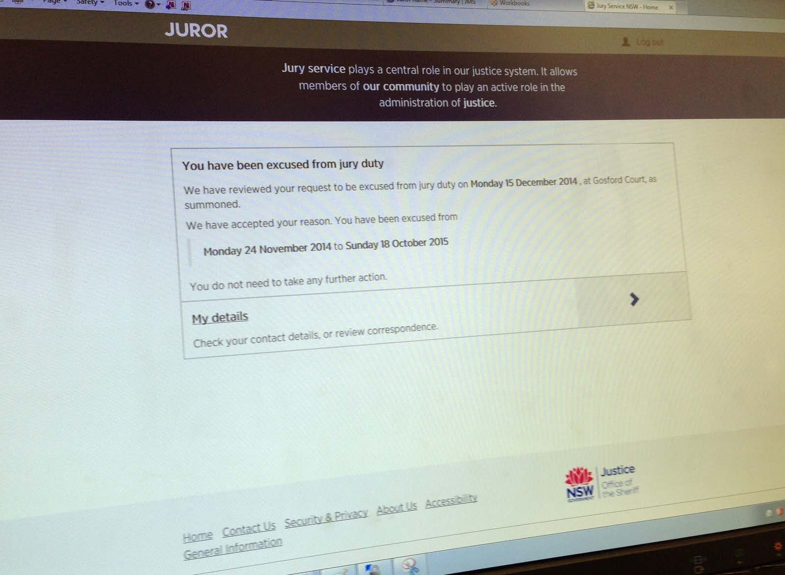 Online Juror Services In New South Wales Lessons For The Uk  Moj