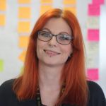Picture of Kaz Hufton, Product Manager at Digital & Technology